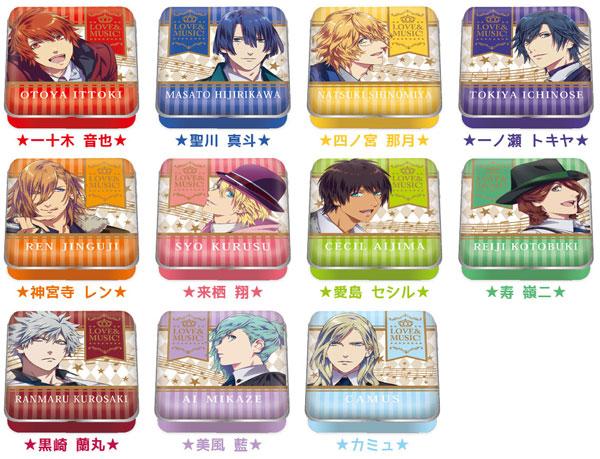 ピルケース うたの☆プリンスさまっ♪マジLOVEレボリューションズ 12個入りBOX[バンダイ]《在庫切れ》