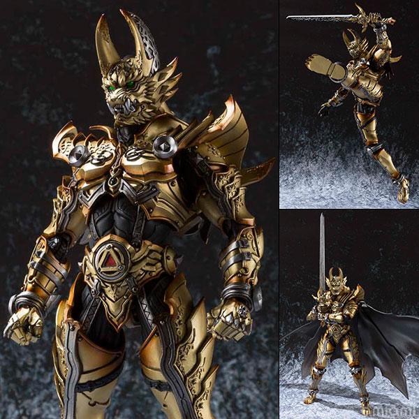 魔戒可動 黄金騎士 ガロ(冴島鋼牙) 『牙狼-GARO-』[バンダイ]《在庫切れ》