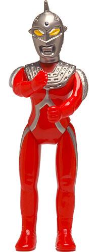 正義の宇宙人ウルトラセブン450 昭和90年版ガンメタ[マルサン]《在庫切れ》