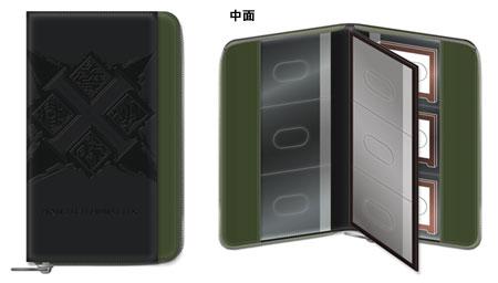 モンスターハンタークロス 3DSカードケース for ニンテンドー3DS[カプコン]《在庫切れ》