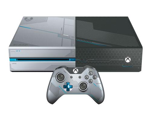 Xbox One 1TB 『Halo 5: Guardians』リミテッド エディション[日本マイクロソフト]【送料無料】《在庫切れ》