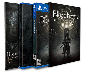 PS4 Bloodborne The Old Hunters Edition 初回限定版[SCE]《在庫切れ》