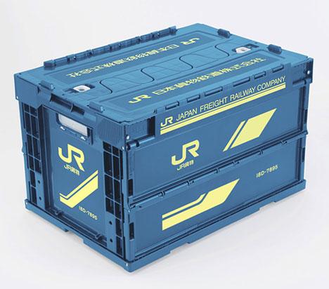 コレクターズコンテナ JR貨物 18D形 コンテナ(再販)[グルーヴガレージ]《発売済・在庫品》