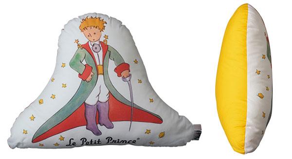 MLE 星の王子さま クッション 黄色[メディコム・トイ]《在庫切れ》