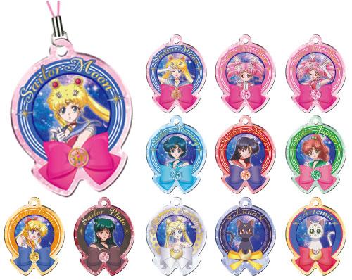美少女戦士セーラームーンCrystal セーラーメタルチャーム3 12個入りBOX[エンスカイ]《在庫切れ》