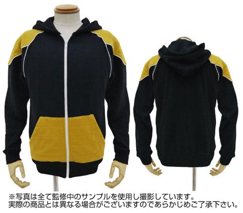 ドラゴンボールZ サイヤ人戦闘服パーカー/L[コスパ]【送料無料】《在庫切れ》