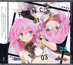 CD アリスサウンドアルバム Vol.28 ランス03 リーザス陥落[アリスソフト]《在庫切れ》
