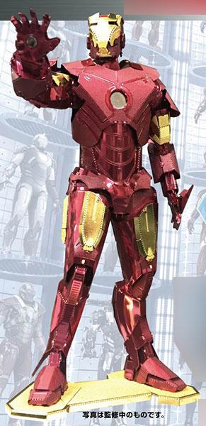 メタリックナノパズル マルチカラー R-ME-01M アイアンマン markIV[テンヨー]《在庫切れ》