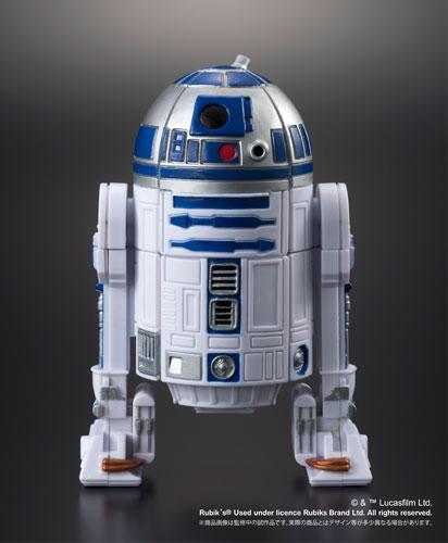 スターウォーズ Classic Ver. STAR WARS 3D Rubik's cube R2-D2[メガハウス]《取り寄せ※暫定》