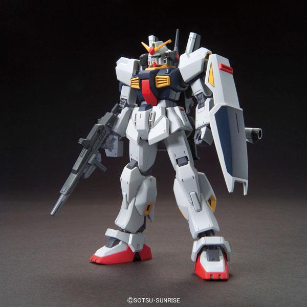 HGUC 1/144 ガンダムMk-II(エゥーゴ仕様) プラモデル