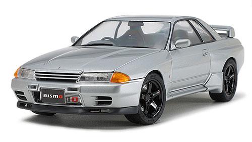 1/24 スポーツカーシリーズ No.341 NISSAN スカイライン GT-R(R32) ニスモ カスタム プラモデル[タミヤ]《取り寄せ※暫定》