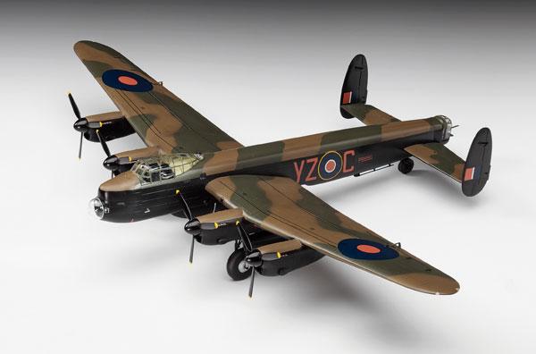 """1/72 ランカスターB Mk.I """"第617飛行隊 スペシャルミッション"""" プラモデル[ハセガワ]《在庫切れ》"""