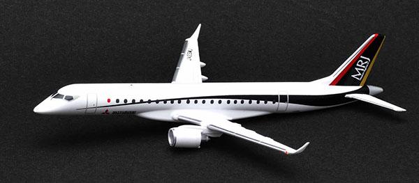 旅客機コレクション 1/400 三菱航空機MRJ90(飛行試験機3号機)(再販)[トミーテック]《在庫切れ》