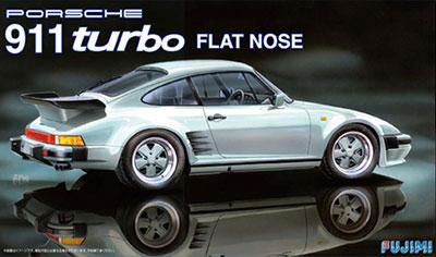 1/24 リアルスポーツカーシリーズ No.41 ポルシェ911フラットノーズ プラモデル[フジミ模型]《取り寄せ※暫定》