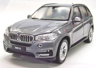 1/24 BMW X5(グレー)[WELLY]《在庫切れ》