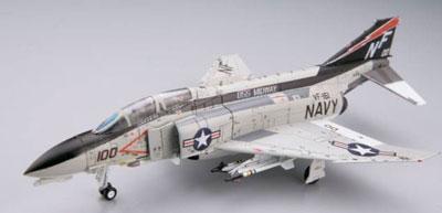 技MIX AC125 1/144 U.S.NAVY F-4B VF-161(MigKiller)[トミーテック]《取り寄せ※暫定》
