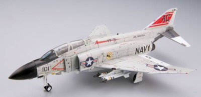 技MIX AC127 1/144 U.S.NAVY F-4J VF-31 (MigKiller)[トミーテック]《取り寄せ※暫定》