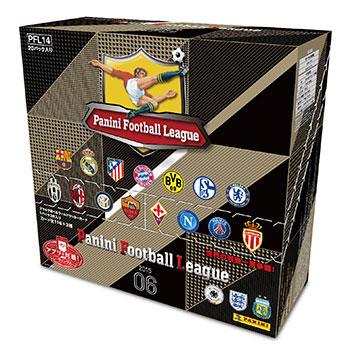 パニーニ フットボール リーグ 2015-06【PFL14】 20個入りBOX[バンダイ]《在庫切れ》