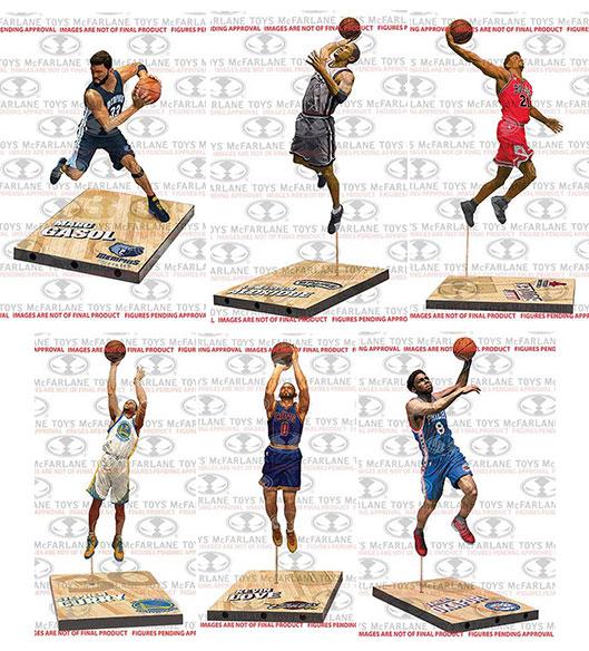 TMP/ NBA シリーズ28: 8体入りカートン[マクファーレントイズ]【送料無料】《在庫切れ》