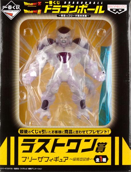Dragon Ball Goku vs Freeza,Freeza Figure ichiban kuji Last one