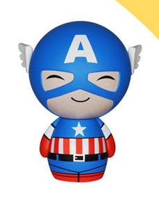 【ドーブズ】『マーベル・コミック』キャプテン・アメリカ[ファンコ]《在庫切れ》