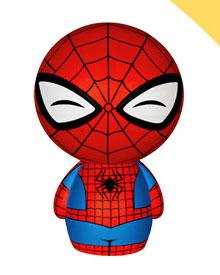 【ドーブズ】『マーベル・コミック』スパイダーマン[ファンコ]《在庫切れ》