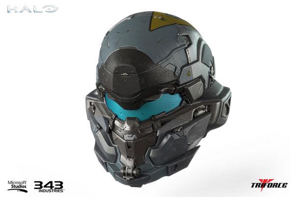 ヘイロー5 ガーディアンズ フルスケールレプリカ スパルタン ジェイムソン・ロック ヘルメット[トライフォース]【送料無料】《在庫切れ》