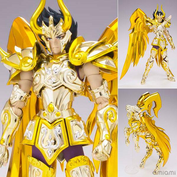 聖闘士聖衣神話EX カプリコーンシュラ(神聖衣) 『聖闘士星矢 黄金魂』[バンダイ]《在庫切れ》