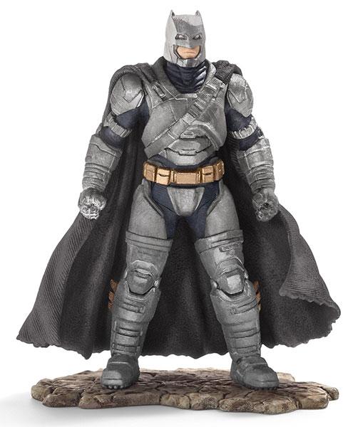 【中古】(本体A/箱B)バットマンvsスーパーマン:ジャスティスの誕生 フィギュア バットマン[シュライヒ]《発売済・在庫品》