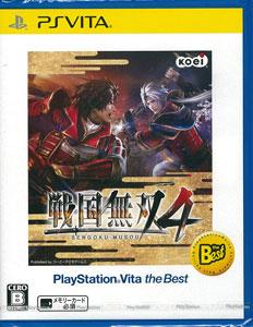 PS Vita 戦国無双4 PlayStation Vita the Best[コーエーテクモゲームス]《在庫切れ》