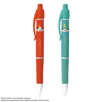妖怪ウォッチ タッチペン for ニンテンドー3DS(ジバニャン&ブシニャン)(再販)[レベルファイブ]《在庫切れ》