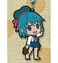 一番くじ 魔法少女まどか☆マギカ -Magiccraft- K賞 ラバーストラップ 美樹さやか(プライズ)