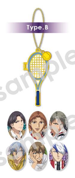 新テニスの王子様 ラケットロケットアクセサリー 第2弾 TYPE.B[ソル・インターナショナル]《在庫切れ》