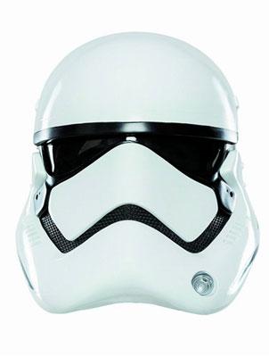 スター・ウォーズ フォースの覚醒/ ファーストオーダー ストームトルーパー 1/1 ヘルメット[ANOVOS]【同梱不可】【送料無料】《在庫切れ》