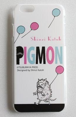 ウルトラマン iPhone 6 ケース ピグモン PIGMON[江戸川物産]《在庫切れ》