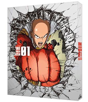 BD ワンパンマン 1 特装限定版 (Blu-ray Disc)[バンダイビジュアル]《在庫切れ》
