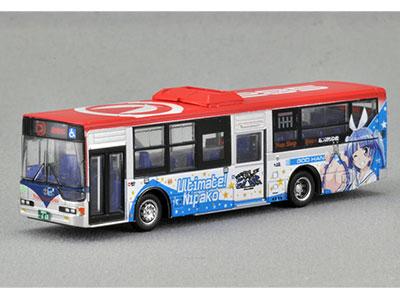 ザ・バスコレクション 新潟交通 ニパ子ちゃんラッピングバス[トミーテック]《在庫切れ》