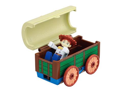 トイ・ストーリー トミカ04 ジェシー&アンディのおもちゃ箱[タカラトミー]《在庫切れ》