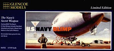 1/330 アメリカ海軍 K級軟式飛行...