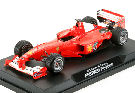 マスターワークコレクション No.114 1/20 フェラーリ F1-2000 #3(完成品)[タミヤ]【同梱不可】【送料無料】《在庫切れ》