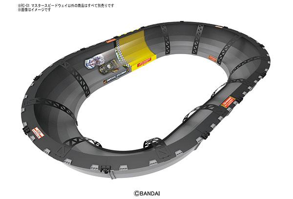ゲキドライヴ RC-01 マスタースピードウェイ[バンダイ]《在庫切れ》
