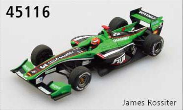 1/43 Fuji Corporation KONDO SF14 No.3 James Rossiter[EBBRO]《在庫切れ》