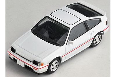トミカリミテッドヴィンテージ LV-N124b Honda バラードスポーツCR-X 1.5i スペシャルエディション(白)[トミーテック]《取り寄せ※暫定》