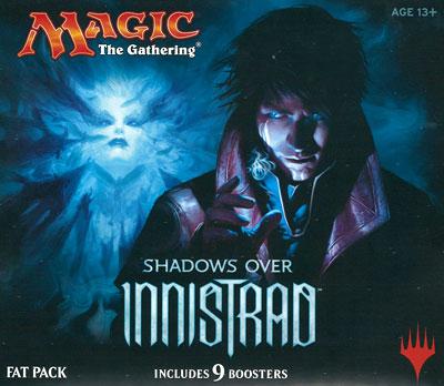 マジック:ザ・ギャザリング イニストラードを覆う影 ファットパック(英語版)[Wizards of the Coast]【送料無料】《在庫切れ》
