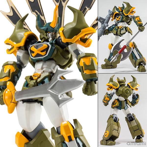 Vulcanlog(ヴァルカン-ログ)008 戦国魔神ゴーショーグン ~リアルフォームver.~(宮沢模型流通限定)