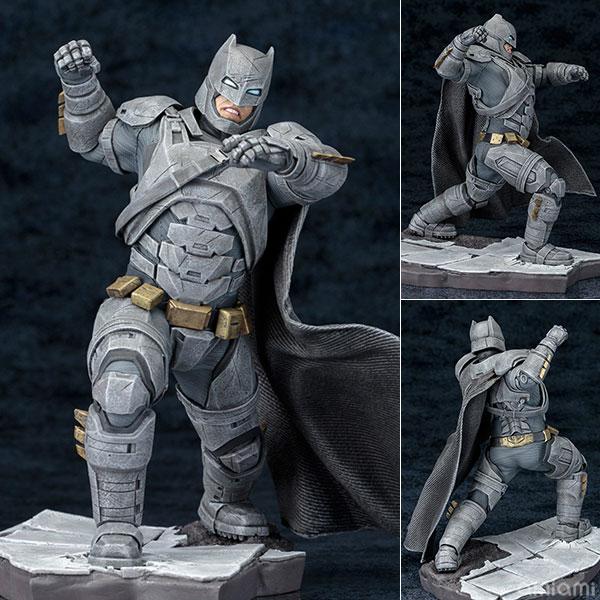 ARTFX+ バットマン vs スーパーマン ジャスティスの誕生 バットマン DAWN OF JUSTICE 1/10 完成品フィギュア[コトブキヤ]《在庫切れ》