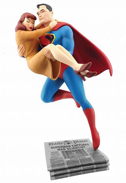 スーパーマン/ スーパーマン&ロイス・レーン スタチュー フライシャースタジオ ver.