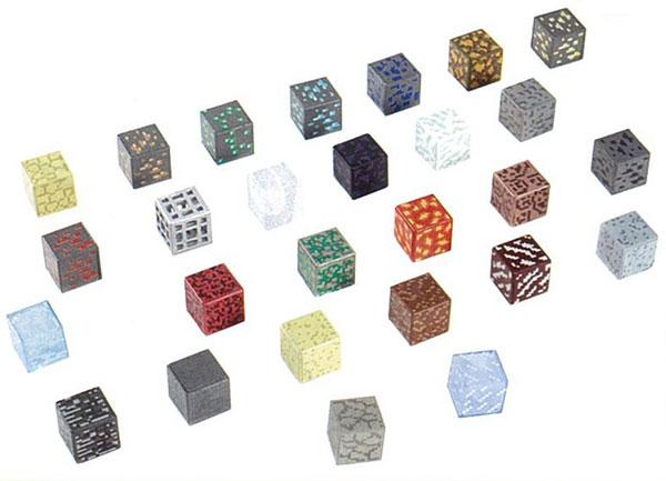 マインクラフト 鉱石コレクション[マテル]《在庫切れ》