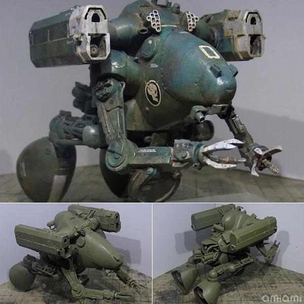 """マシーネンクリーガー Ma.K.014 ロボットバトルV MK52G """"Gargoyle"""" 1/35 組立キット[LOVE LOVE GARDEN]【送料無料】《在庫切れ》"""