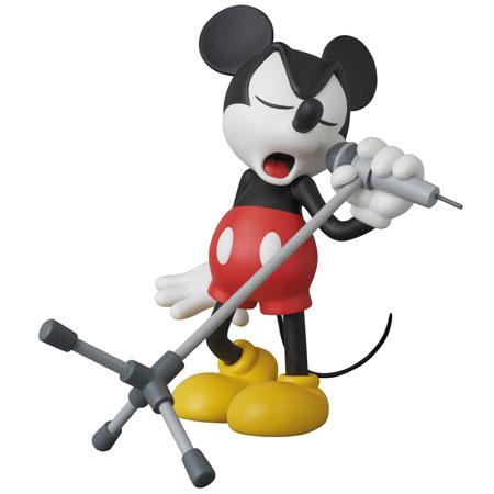 ヴァイナルコレクティブルドールズ No.250 VCD ミッキーマウス(マイクロフォンVer.)[メディコム・トイ]《在庫切れ》